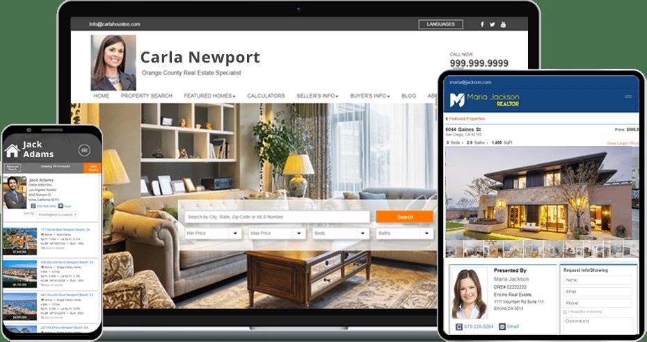 Strategic Agent Website Designs