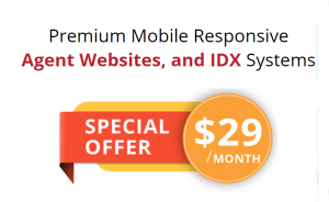 Special offer for Agent Websites, and IDX Systems