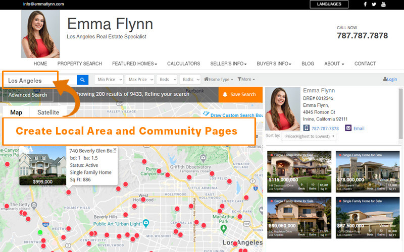 generate-real-estate-leads-create-community-pages