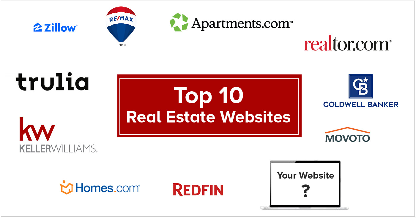 How Top 10 Real Estate Websites Get Half of Traffic and You Don't